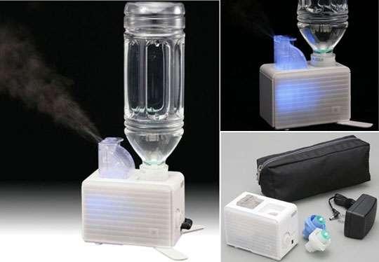 Water Bottle Humidifier